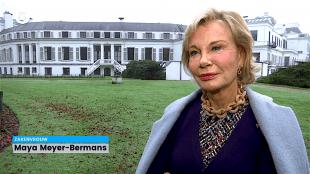 Maya Meijer-Bermans (foto De Telegraaf TV)