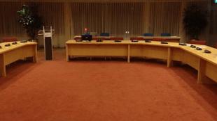 Raadszaal van Den Helder (foto Chris Aalberts)