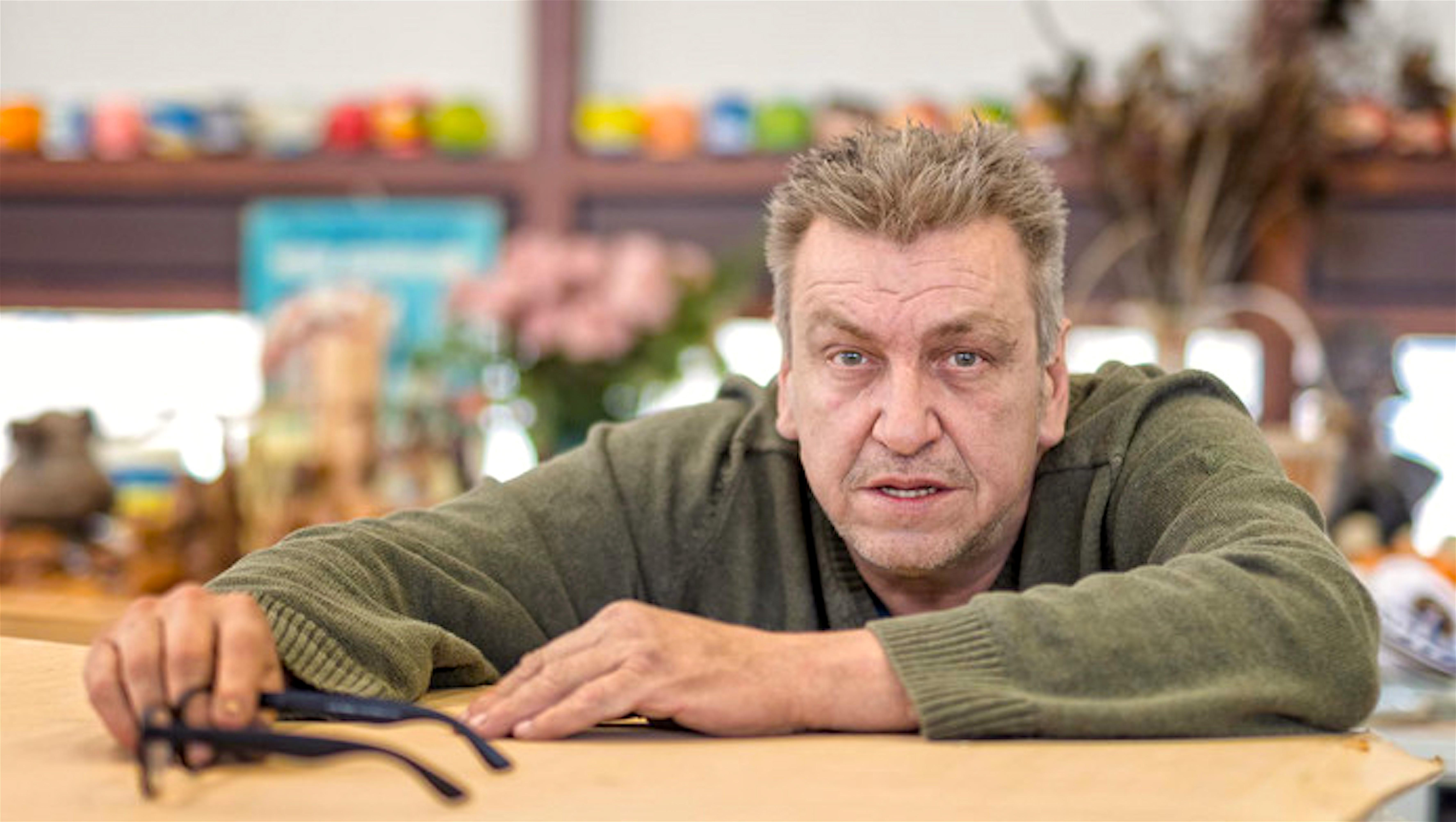Rob Scholte (foto Peter Franken)