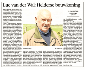 Helderse Courant 7 december 2017