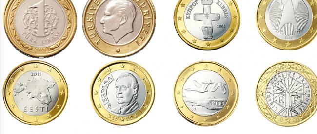 waarde turkse lira naar euro
