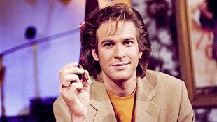 Adam Curry in 1993 (foto Archief Beeld en Geluid)