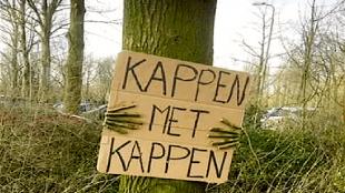 Kappen met kappen (Zoetermeers Dagblad)