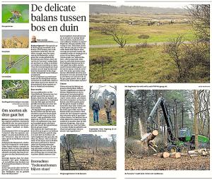 Alkmaarse Courant, 15 januari 2018