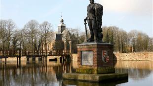 Lamoraal van Egmont (foto Frits van Eck)