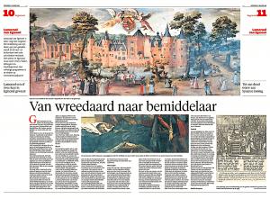 Alkmaarse Courant, 17 januari 2018