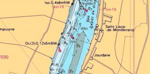 Position Latitude 44° 57,2975 - Longitude 000° 32,6663 (foto archeosousmarine.net)