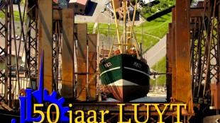 50 Jaar Machinefabriek Luyt Den Oever (foto Collectie Historische Vereniging Wieringen)