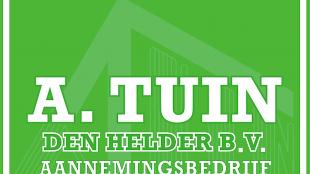 A. Tuin Den Helder B.V. Aannemingsbedrijf (foto A. Tuin Den Helder)