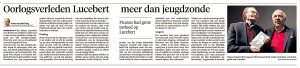 Noordhollands Dagblad, 12 februari 2018