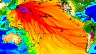 Fukushima disaster (foto The Registry)