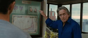 Gordon Gekko talks tulips (from Wall Street)
