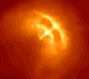 HAARP high altitude plasma energy burst
