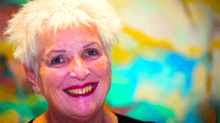 Hetty Hafkamp, burgemeester van Bergen N.H. (foto Rodi Media/VdV)