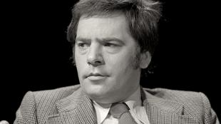 Ischa Meijer in 1976 (foto Archief Beeld en Geluid)