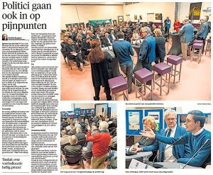Alkmaarse Courant, 22 februari 2018