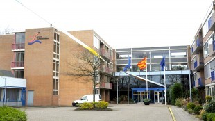 Stadhuis Den Helder (foto Traces of War)