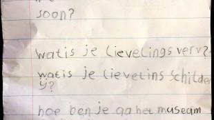 Vroonermeerschool Alkmaar - Belangrijke vragen aan Rob