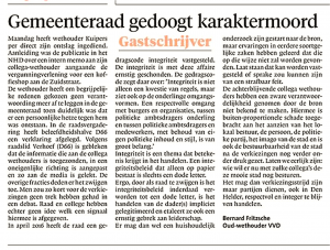 Helderse Courant, 17 maart 2018