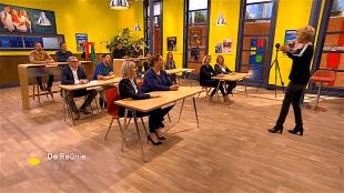 De Reünie: Berger Scholengemeenschap Bergen (foto NCRV KRO)