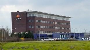 Het nieuwe stadhuis van Den Helder (foto Rodi)