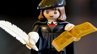 Luther (foto Playmobil)