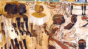 Pharaoh Tirhaka & Horemheb (foto AMAIC)