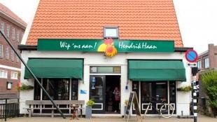 Wip 'ns aan! Café Hendrik Haan (foto BV 't Laantje Wormerveer)