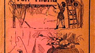 The Wonderful Adventures of Tom Thumb (foto AbeBooks)