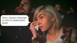 Wow, Jandiono Asporaat is echt on-Nedrlands goed! (foto De Gladiool)