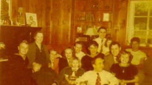 Bush, Mengele & Skorzeny family (foto Before It's News)