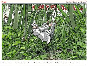 Alkmaarse Courant, 19 mei 2018
