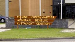 Gebouw Marine Hoofdkwartier Admiraal Benelux Kustwachtcentrum (foto Nederlands Instituut voor Militaire Historie)