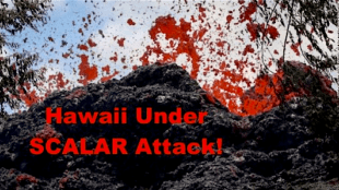 Hawaii Under Scalar Attack! (foto Before It's News)