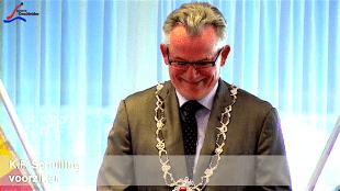 K.F. Schuiling, voorzitter (foto Gemeente Den Helder)