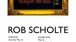 KETELEER Gallery ROB SCHOLTE Invitation