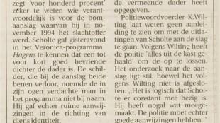 Leidsch Dagblad | 10 mei 1996 | pagina 3 (3/22)