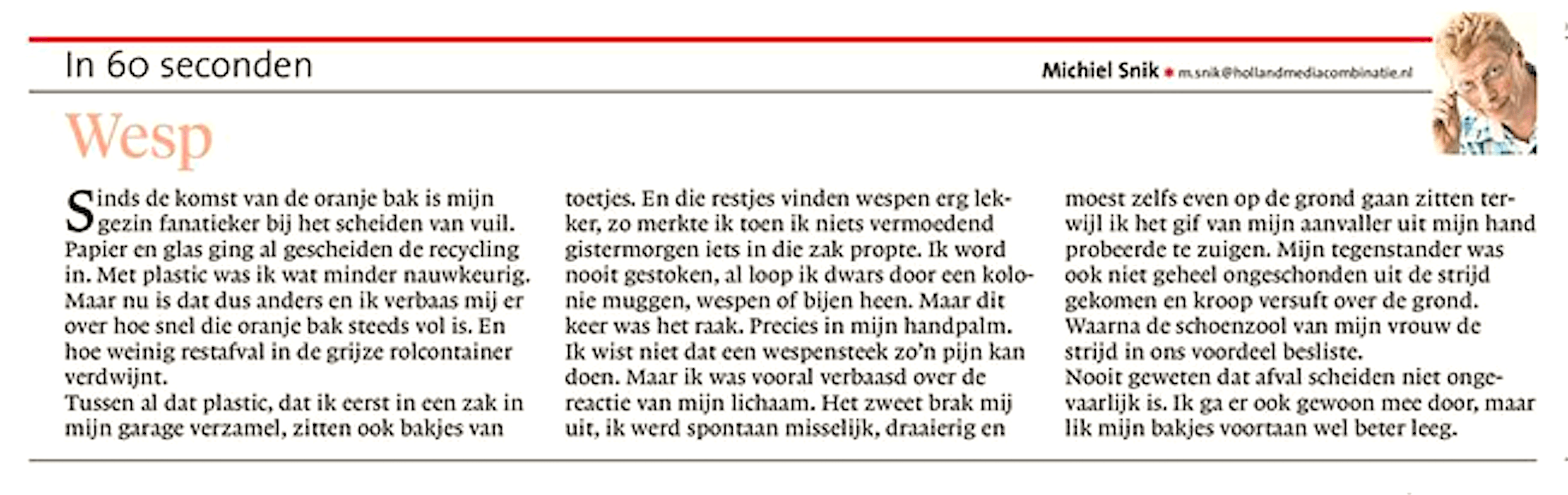 Helderse Courant, 17 mei 2018