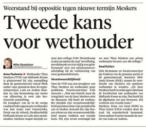 Helderse Courant, 2 mei 2018