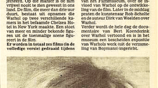 Provinciale Zeeuwse Courant   1988   6 februari 1988   pagina 23