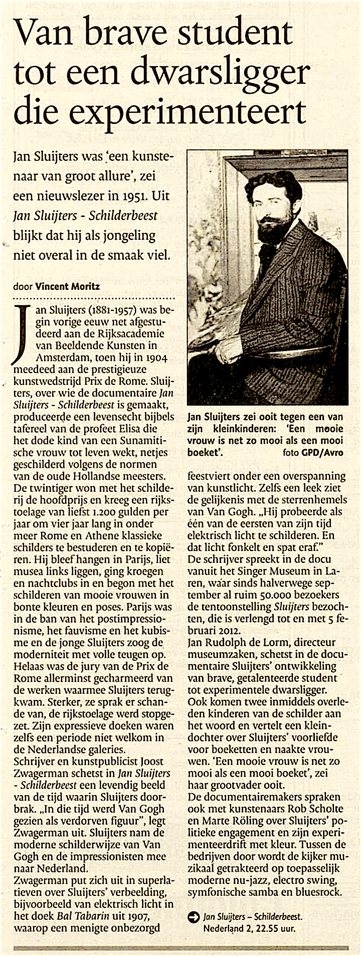 Provinciale Zeeuwse Courant | 2011 | 13 december 2011 | pagina 30