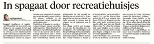 Alkmaarse Courant, 9 mei 2018