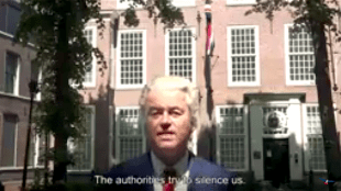 The authorities try to silence us (foto YouTube)
