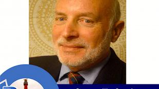 WIJ staan voor UW belangen | Stem op lijst 9 nr. 1 Michiel Wouters | Behoorlijk Bestuur (foto Behoorlijk Bestuur Den Helder)