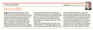 Helderse Courant, 29 mei 2018