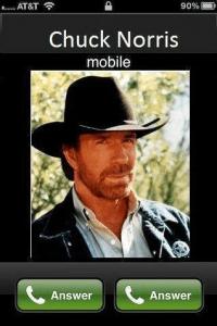 Chuck Norris Mobile (funpictureszz)