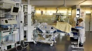 Een intensive care afdeling (foto NHD)