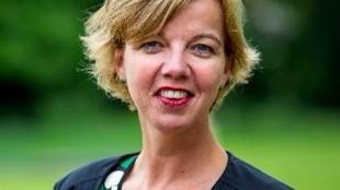 Heleen Keur, de nieuwe Helderse wethouder van o.a. cultuur, erfgoed, toerisme en citymarketing (foto CDA)
