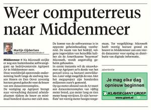 Helderse Courant, 8 juni 2018