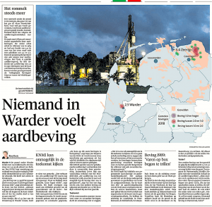 Noordhollands Dagblad, 6 juni 2018